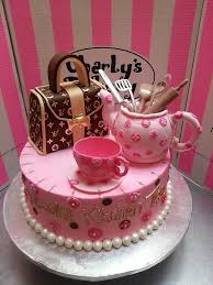 louis vuitton themed kitchen tea cake decorated with 3d lv u2026 flickr