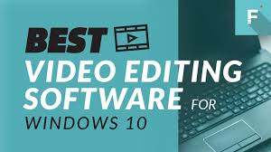 best video editing software for windows 10 top 5 video editors