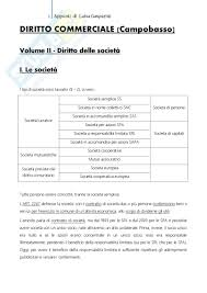 dispense diritto commerciale cobasso riassunto esame diritto commerciale prof viscusi libro