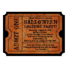 vintage halloween invitations u0026 announcements zazzle
