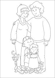 printable caillou coloring pages 4 caillou coloring pages