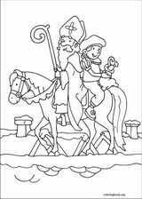 19 st nicholas coloring pages styles free