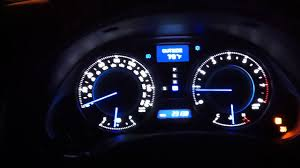 lexus ls430 vsc warning light on launching at nite vsc off youtube