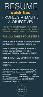 Resume Writing Tips Objective 121 best resume template for instant images on
