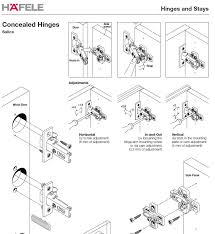 hafele cabinet hinges cabinet design ideas