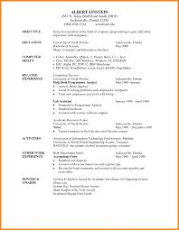 Volunteer Resume Template 100 How To Make A Volunteer Resume Driver Resume Objective