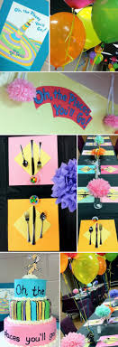 oh the places you ll go graduation party oh the places you ll go themed grad party turner event