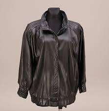 skinnjacka dam skinnjacka dam svart storlek xl vintage clothing accessories
