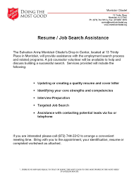 Us Army Resume Free Resume Assistance