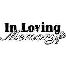in memory of memory clipart free clip free clip on