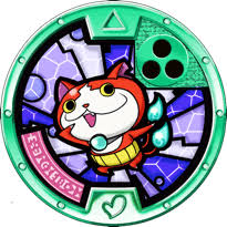 yo kai medals yo kai watch wiki fandom powered by wikia