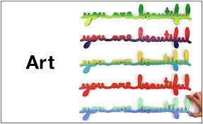 free stickers u2013 you are beautiful