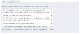 automatic update prestashop 1 6 prestashop documentation