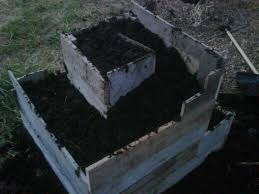 How To Build An Herb Garden How To Build A Spiral Herb Garden Box From Recycled Material 7 Steps
