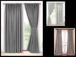 Ritva Curtain Review Grey Curtains Charcoal Curtains Youtube