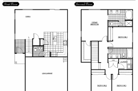 5 bedroom house plans 2 story 16 2 story floor plans small home designs 5 bedroom house floor