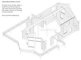 winterpark log home floor plans