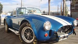 1965 shelby cobra 427 s c continuation s198 anaheim 2012