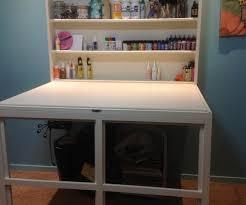 Diy Murphy Desk Calm Desk Table Ideas Craft Storage Ideas Diy Craft And Painted