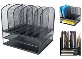 Paper Desk Organizer Paper Tray Organizer Liverooted Me