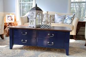 Navy Side Table Coffee Table Navy Blue Coffee Table Corner Accent Table Target