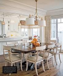 Rose Tarlow by Niermann Weeks Elgin Chairs In A Southern California Dining Room