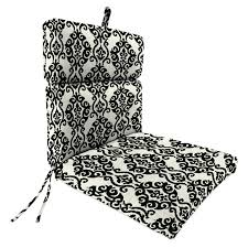 Patio Chair Cushions Amazon by Jordan Manufacturing 44 X 22 In Outdoor Chair Cushion Hayneedle
