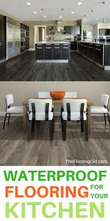 Laminate Flooring Kitchen Waterproof 34 Best Vinyl Images On Pinterest Flooring Ideas Luxury Vinyl