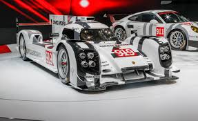 porsche 919 porsche 919 hybrid le mans prototype u2013 auto shows u2013 car and driver