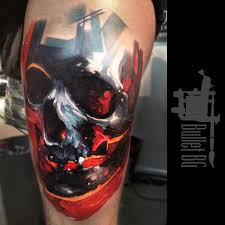 http tattooideas247 com colored skull colored skull