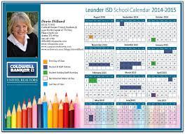 approved rock leander isd 2014 15 school calendars nw