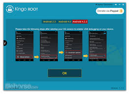 kingo root android kingo android root 1 5 5 build 3207 for windows