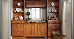 Cherry Vs Maple Kitchen Cabinets by Kitchen Cabinets Kitchen Cabinetry Mid Continent Cabinetry