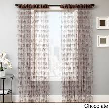 Victoria Classics Curtains Grommet by Avanti Rod Pocket Curtain Panel White 96 Size 54 X 96