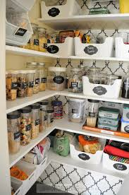How To Design A Kitchen Pantry by Pantry Organization Inspiration Organizing Made Fun Beneath