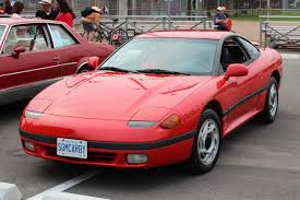 dodge stealth red dodge stealth