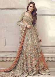 designer bridal dresses bridal dresses back trail maxi lehenga