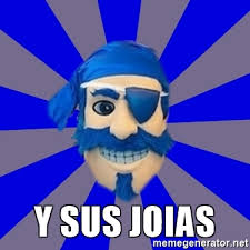 Pirate Meme Generator - y sus joias seton hall pirate meme generator
