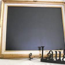 Retro Chalkboards For Kitchen by Best Large Framed Chalkboard Products On Wanelo