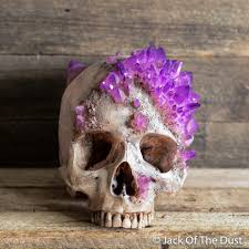 geodes skull pictures below as a certification of the