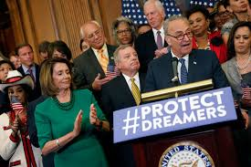Trump Kumbaya Schumer Pelosi Say They U0027ve Reached A Deal With Trump To Protect