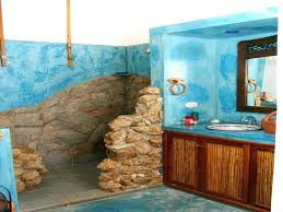 Light Blue And Brown Bathroom Ideas Blue Bathroom Accessories Simpletask Club