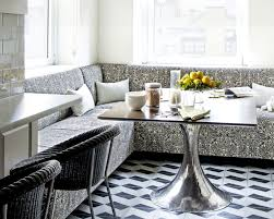 Upholstered Banquette San Michelle Banquette By Bruce Shostak