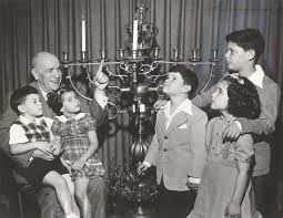 radio hanukkah chanukah time radio show from eternal light 1950 time