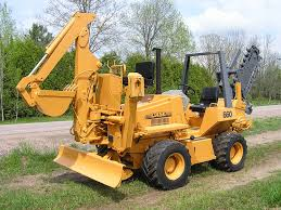 used trenchers for sale