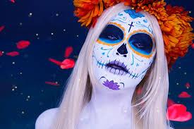 halloween background sugar skulls the beautiful death youtube