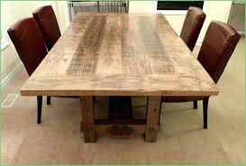 fancy refurbished dining room tables reclaimed kitchen tables best