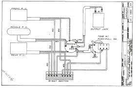 wiring a gfs humbucker need detailed harmony central