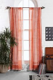 Urban Outfitters Waterfall Ruffle Curtain by 48 Best Curtains Images On Pinterest Curtain Panels Bedroom