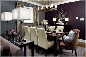 Purple Accent Wall by Dining Room Accent Wall Home Design Gallery